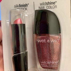 Wet n Wild lip and nail limited edition collection
